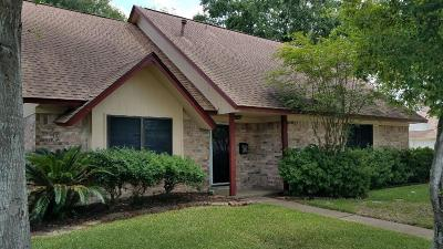 Pasadena Single Family Home For Sale: 4127 Citation Drive