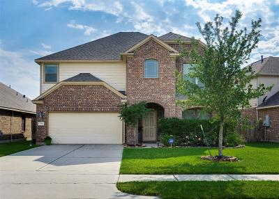 Tomball Single Family Home For Sale: 13015 Millstream Bend Bend