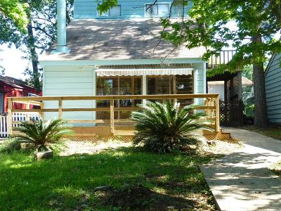 San Jacinto County Single Family Home For Sale: 31 Harbour Lane
