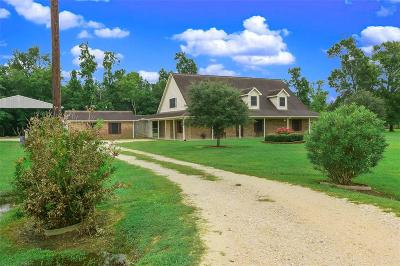 Liberty Single Family Home For Sale: 4705 McGuire Road