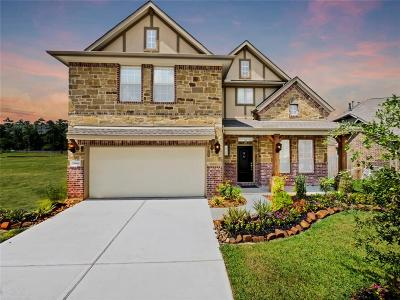 New Caney Single Family Home For Sale: 23819 Hickory Lakes Lane