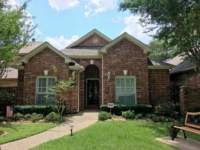 Houston TX Single Family Home Pending: $230,000