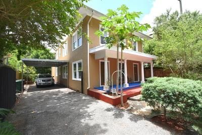Houston Multi Family Home For Sale: 3 Buell Court