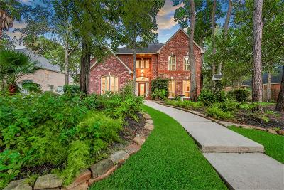 The Woodlands Single Family Home For Sale: 14 Flatcreek