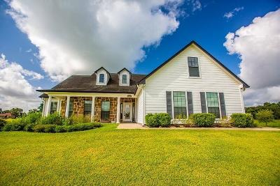 Angleton Single Family Home For Sale: 1132 Mill Road