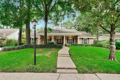 Houston Single Family Home For Sale: 10102 Sugar Hill Drive