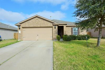 Hockley Single Family Home For Sale: 26810 Blacktail Court