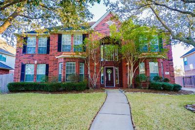 Sugar Land Single Family Home For Sale: 4107 Monarch Drive