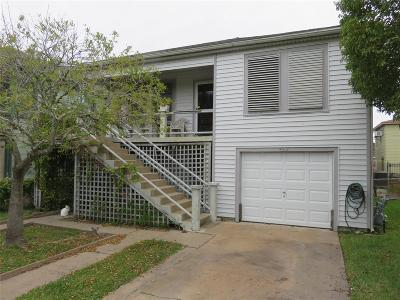 Galveston Single Family Home For Sale: 4312 Avenue R 1/2