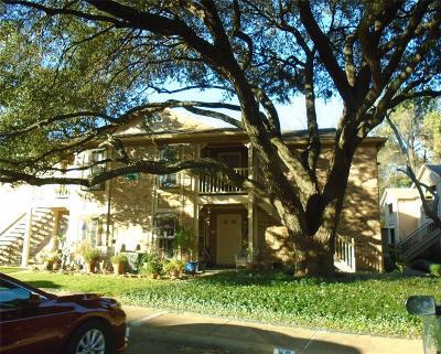 Houston Condo/Townhouse For Sale: 1311 Antoine Drive #260