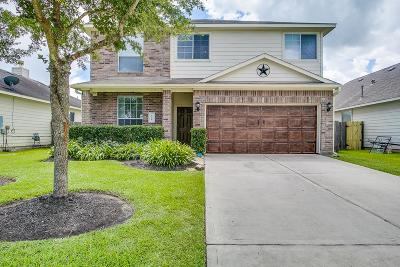 League City TX Single Family Home For Sale: $257,000