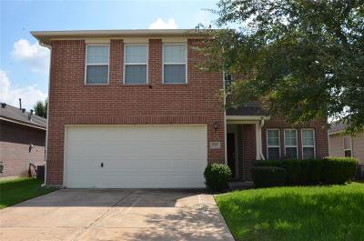 Richmond Single Family Home For Sale: 17723 Scarlett Falls Lane