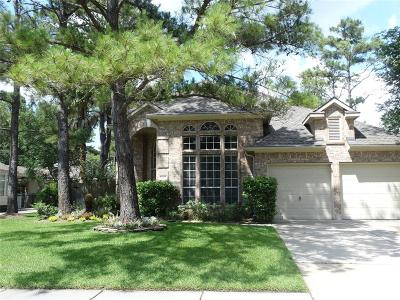 Cypress Single Family Home For Sale: 13606 Delacey Lane