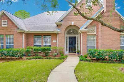 Sugar Land Single Family Home For Sale: 4318 Tarlton Way