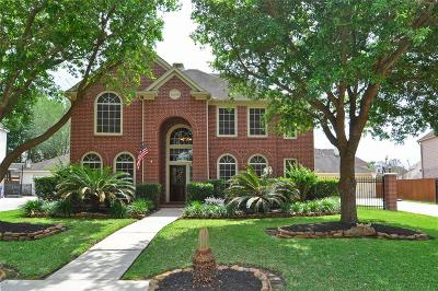 Humble Single Family Home For Sale: 8306 Shady Ace Lane