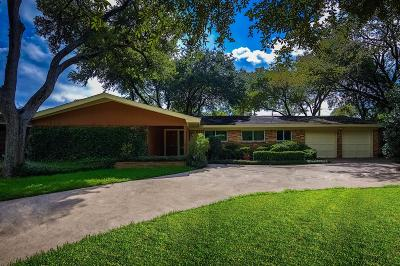 Houston Single Family Home For Sale: 10007 Willowgrove Drive