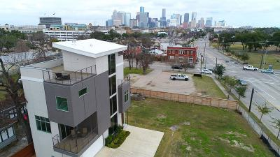 Houston Single Family Home For Sale: 1517 Truxillo Street