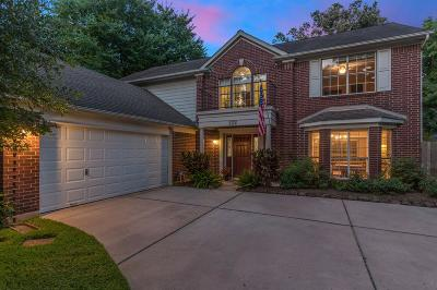 The Woodlands Single Family Home For Sale: 122 W Copper Sage Circle