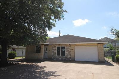 Single Family Home For Sale: 3809 Ella Boulevard