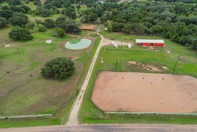 Colorado County Farm & Ranch For Sale: 1156 Mentz Road