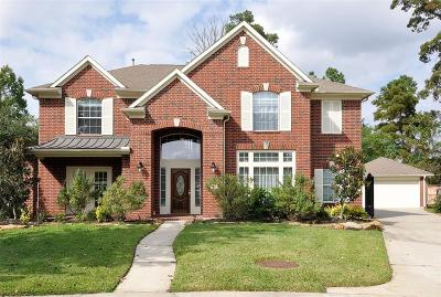 Spring Single Family Home For Sale: 25003 Pikecrest Drive