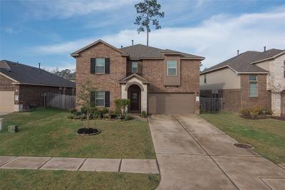 Conroe Single Family Home For Sale: 154 Meadow Grove Drive