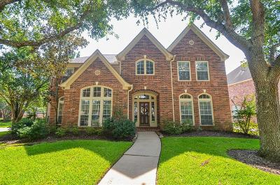 Fort Bend County Single Family Home For Sale: 4818 Burbury Street