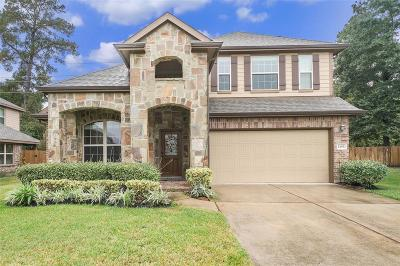 Tomball Single Family Home For Sale: 24431 Myrtle Creek Falls