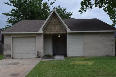 Houston Single Family Home For Sale: 5614 Lyden Ridge Drive