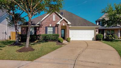 Missouri City Single Family Home For Sale: 7906 Ascot Garden
