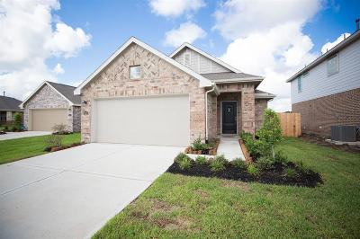 Richmond Single Family Home For Sale: 3515 Hickory Court