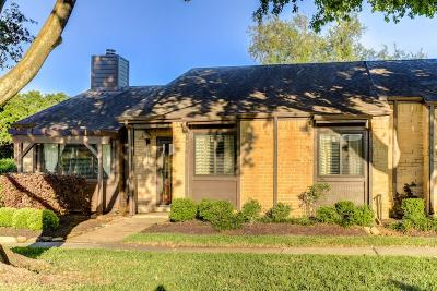 Houston TX Condo/Townhouse For Sale: $159,900