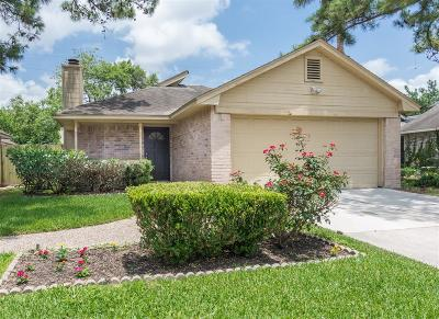 Houston Single Family Home For Sale: 10406 Timberloch Drive