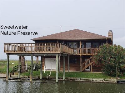 Galveston Single Family Home For Sale: 1122 103rd Street