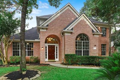 The Woodlands Single Family Home For Sale: 26 E Sterling Pond Circle