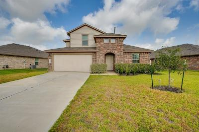 Katy TX Single Family Home For Sale: $217,500