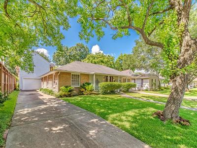 Single Family Home For Sale: 2419 Watts Street
