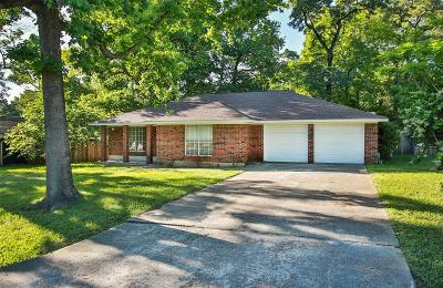 Conroe Single Family Home For Sale: 205 Wellwood Lane