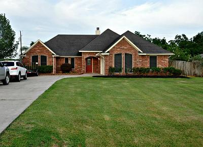 Baytown Single Family Home For Sale: 2103 Magnolia Bnd