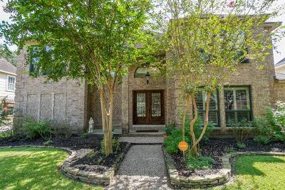 Houston Single Family Home For Sale: 14111 Tiff Trail Drive