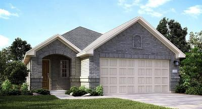New Caney Single Family Home For Sale: 23709 Via Maria Drive