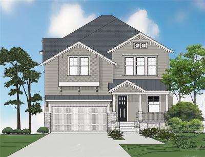 Single Family Home For Sale: 3710 Bradley Street