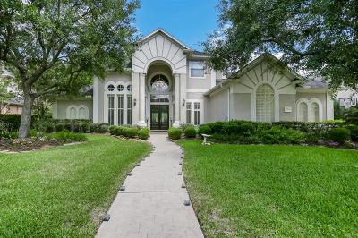Single Family Home For Sale: 12534 Still Harbour Drive