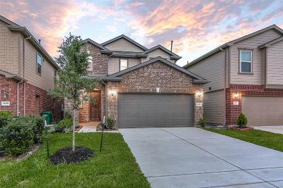 Single Family Home For Sale: 16305 Copperwood Run Way