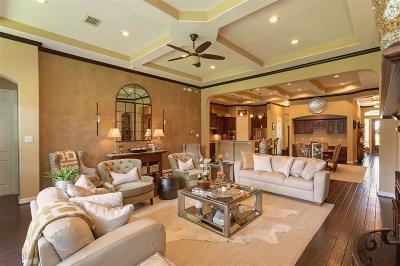 Spring Single Family Home For Sale: 5611 Silverthorn Glen Drive