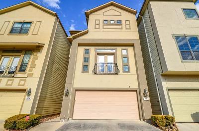 Houston Single Family Home For Sale: 1110 Hempstead Villa Lane