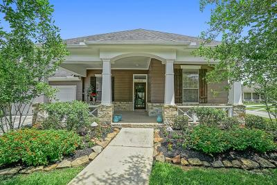 Spring Single Family Home For Sale: 1602 Haylie Hollow Court