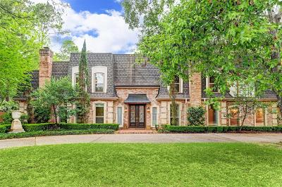 Houston Single Family Home For Sale: 903 Creek Wood Way
