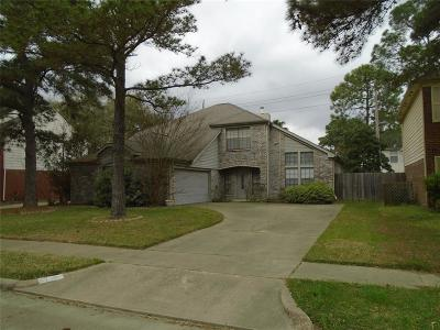 Houston Single Family Home For Sale: 7615 Plumtree Forest Circle
