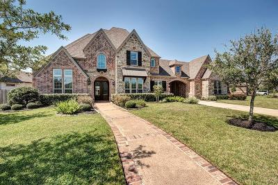 Friendswood Single Family Home For Sale: 1142 Rymers Switch Lane